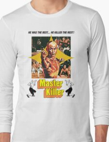 Master Killer Long Sleeve T-Shirt