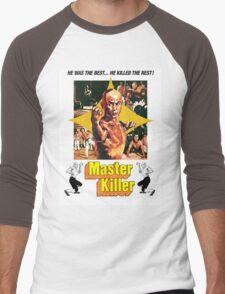 Master Killer Men's Baseball ¾ T-Shirt