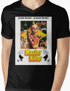 Master Killer Mens V-Neck T-Shirt