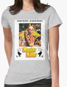 Master Killer Womens Fitted T-Shirt
