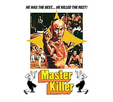 Master Killer Photographic Print