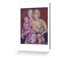 Tailor Made Greeting Card