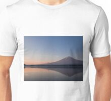 Morning lake Unisex T-Shirt