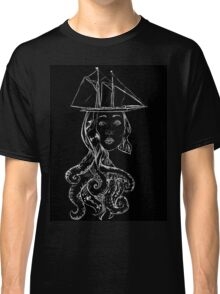 Sea's a Witch! Burn Her! Burn Her! Classic T-Shirt
