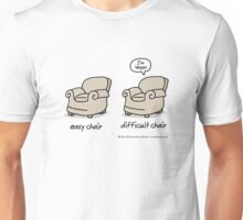 easy chair Unisex T-Shirt