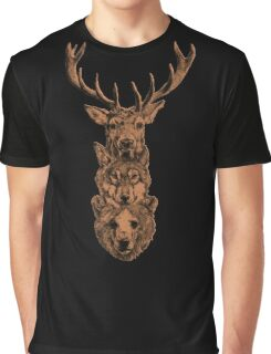 hipster totem Graphic T-Shirt