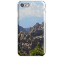Dark Canyon iPhone Case/Skin