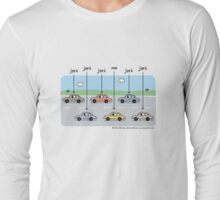 designating drivers Long Sleeve T-Shirt