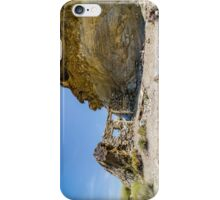 Abandoned movie location in the Tabernas desert. iPhone Case/Skin