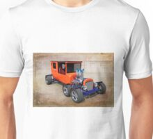 6 Wheels Unisex T-Shirt