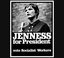 Jenness For President Unisex T-Shirt