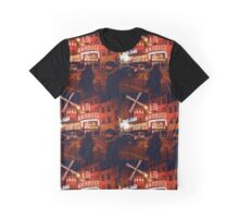 Meet Me at the Moulin Rouge Graphic T-Shirt