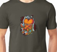 Shock to the heart. Unisex T-Shirt