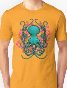 Octupus & Coral T-Shirt