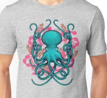 Octupus & Coral Unisex T-Shirt