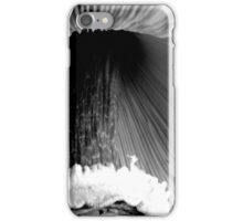 SPORES.....B&W     ^ iPhone Case/Skin