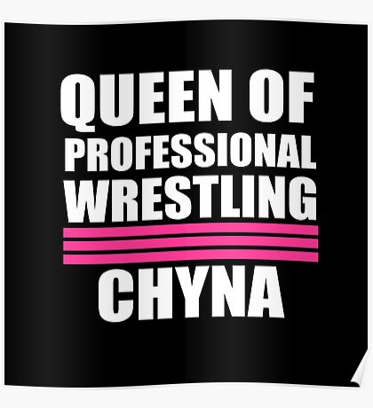 Queen of Pro Wrestling Poster
