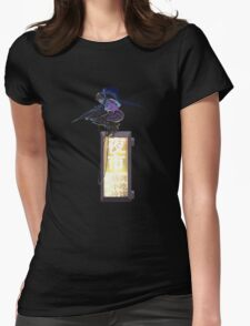 I see You.....  Womens Fitted T-Shirt