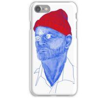 Bill Murray Steve Zissou iPhone Case/Skin
