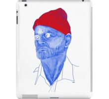 Bill Murray Steve Zissou iPad Case/Skin