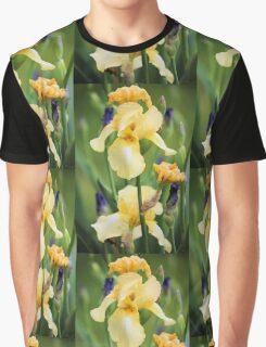 Yellow Irises Graphic T-Shirt
