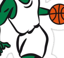 Basketball funny sports Sticker