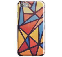 90s mosaic iPhone Case/Skin