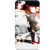 ghostly impressions  iPhone Case/Skin