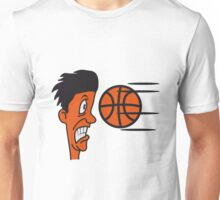 Basketball sports funny cool Unisex T-Shirt