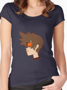 Tracer - Simplicity Series Women's Fitted Scoop T-Shirt