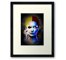 you know who # 2 Framed Print