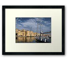 Macina Framed Print