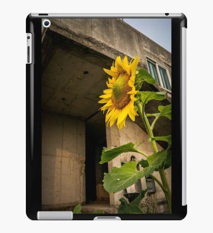 Urban sunflower iPad Case/Skin