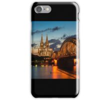 Cologne Cathedral iPhone Case/Skin