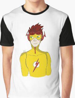 Kid Flash Graphic T-Shirt