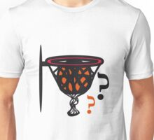 Basketball sports funny Unisex T-Shirt