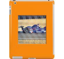 24 h de Le Mans - Vintage - #13 iPad Case/Skin