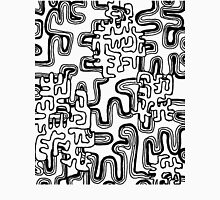 A Maze Ing Aussie Tangle with Transparent Background Unisex T-Shirt