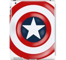 Captain America Shield iPad Case/Skin