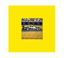 24 h de Le Mans - Vintage - #75 Art Print