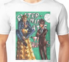 Hannibal - Doctor Who - Exterminate the humans Unisex T-Shirt