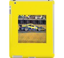 24 h de Le Mans - Vintage - #75 iPad Case/Skin