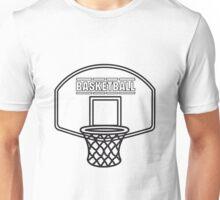 Basketball sports basket Unisex T-Shirt