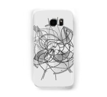 complex connection Samsung Galaxy Case/Skin