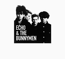 Echo & The Bunnymen Band Unisex T-Shirt