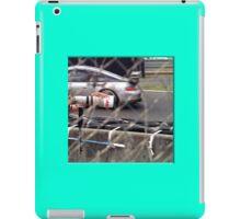 24 h de Le Mans - Vintage - Take a Picture iPad Case/Skin