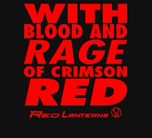 Blood and Rage Unisex T-Shirt