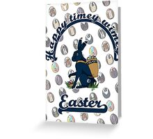 A Timey-Wimey Easter II Greeting Card