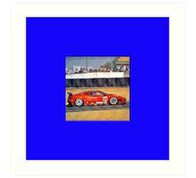 24 h de Le Mans - Vintage - #94 Art Print
