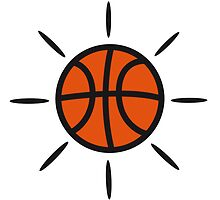 Basketball sport ball by Motiv-Lady